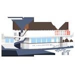 天橋立観光船