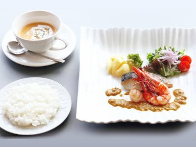 天橋立ランチ(魚料理)