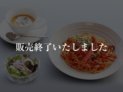 ズワイガニパスタ(トマト風味)